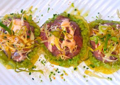 Tartar-atun-guacamole